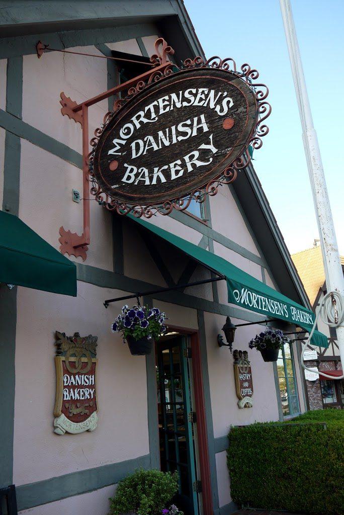 Mortensen's Danish Bakery Solvang