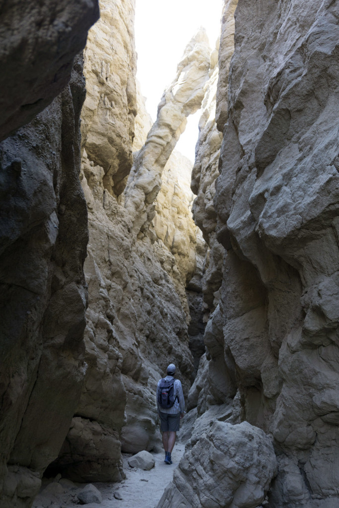 anza borrego slot canyon
