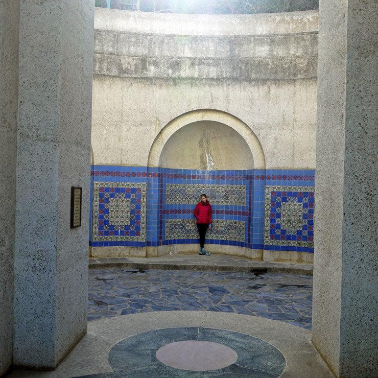 Wrigley Memorial & Botanic Garden Building